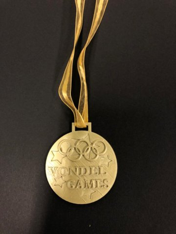Medaille Olympic games